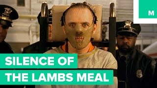 i tried the liver and fava beans from silence of the lambs   in real life