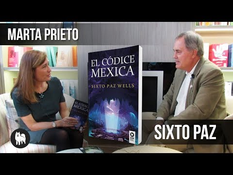 """sixto-paz-wells,-autor-de-""""el-códice-mexica"""",-en-editorial-kolima"""
