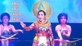 (Nhạc Thùy Linh) NHI NỮ ANH HÀO - Thùy Linh Và Việt Cầm Dancers Biểu Diễn