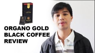 Organo Gold Black Coffee Review - Is Organo Gold Black Coffee Great?