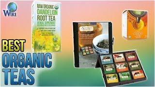 10 Best Organic Teas 2018