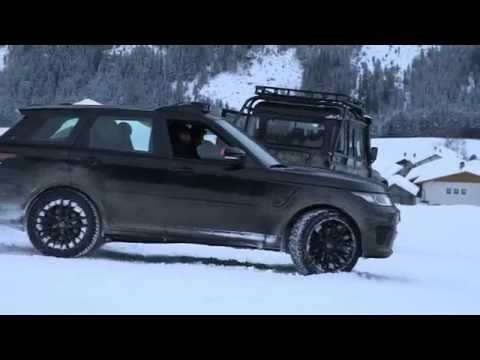 Spectre James Bond 007 | Land Rover featurette (2015)