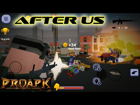 After Us Gameplay iOS / Android