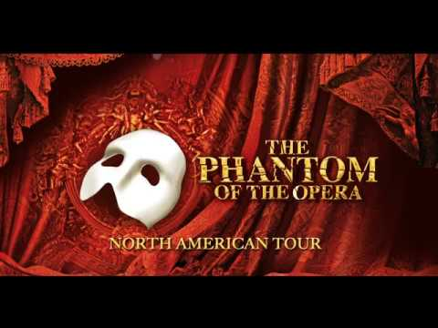 Phantom of the Opera at Eccles Theater July 11 - 22, 2018