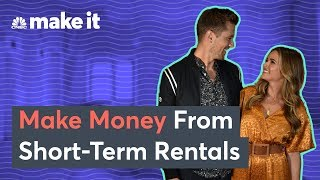 Jordan Rodgers and JoJo Fletcher On How To Make Money From Short-Term Rentals