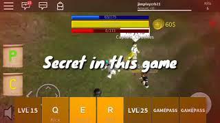 All secret in karate simulator[ROBLOX]