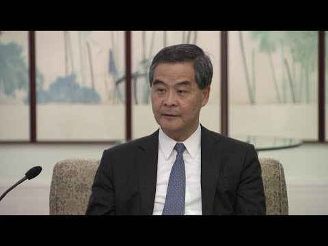 Hong Kong chief executive: Basic Law guarantees 'One Country, Two Systems'