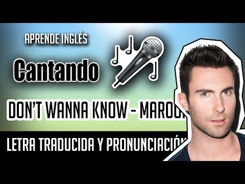 Dont Wanna Know - Maroon 5 ft Kendrick...