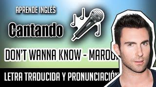 Baixar Dont Wanna Know - Maroon 5 ft Kendrick Lamar (Official Video Lyrics) Letra Ingl