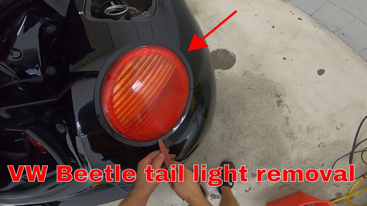 Volkswagen Beetle Driver Side Replacement Bumper Signal Light
