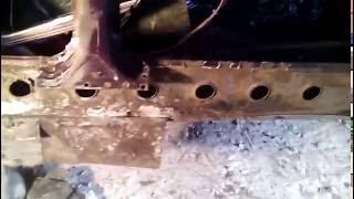 Замена короба на ВАЗ 2107 своими руками