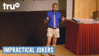 Impractical Jokers - Lower Body Hazing (Punishment) | truTV