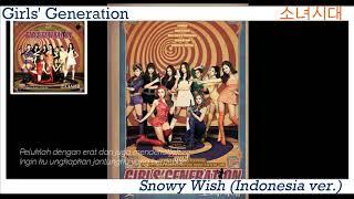 •《 .》• Girls' Generation (소녀시대) 'Snowy Wish'   Cover by ᴀꜱɴɪ