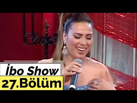 İbo Show - 27. Bölüm (Bedia Aktürk - Bedri Ayşeli - Jale Parıltı - İntizar) (2006)