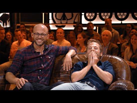 NIET OP TV: Mathias geraakt maar niet uit zijn woorden | Het Lichaam van Coppens