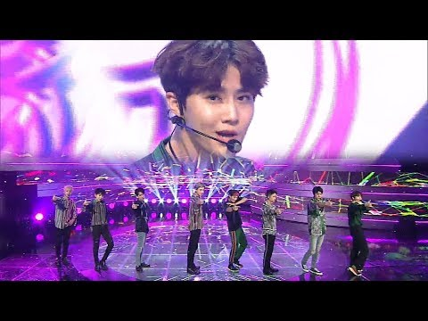 EXO(엑소) - Ko Ko Bop @인기가요 Inkigayo 20170813