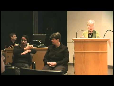 Why I Am A Bioconservative: A Public Lecture by Rosemarie     Garland-Thomson 10/23/14