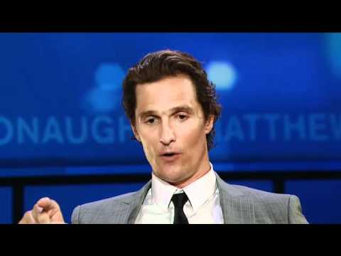 Matthew McConaughey on 'Dazed and Confused'