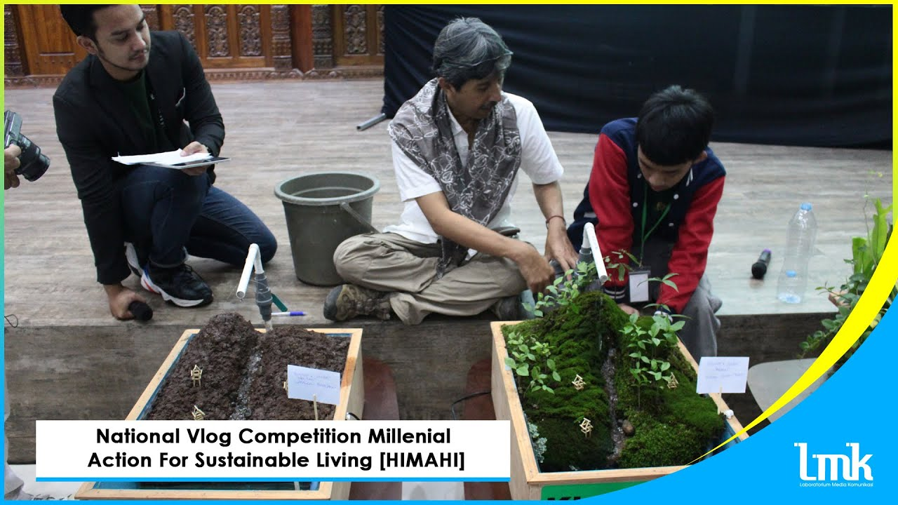 National Vlog Competition Millenial Action For Sustainable Living [ HIMAHI ]
