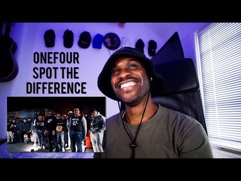 Spot the Difference - ONEFOUR [Reaction] | LeeToTheVI