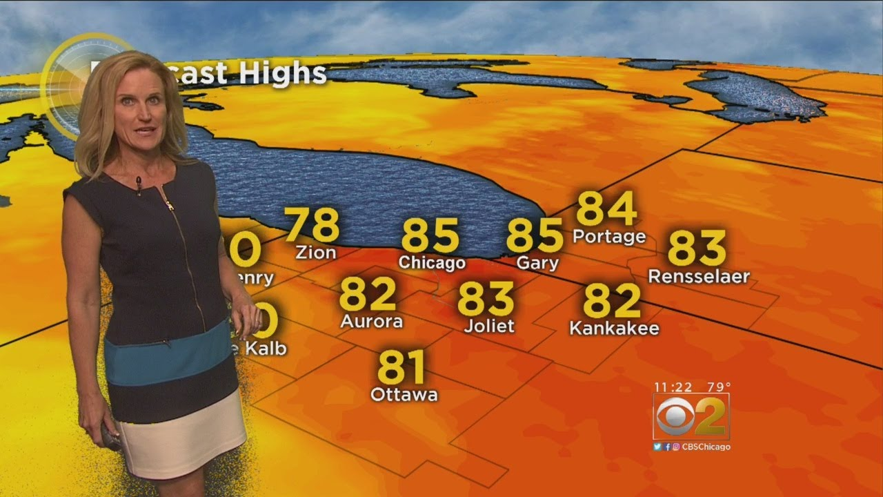 CBS 2 Weather Watch (11AM, Aug  3, 2017)
