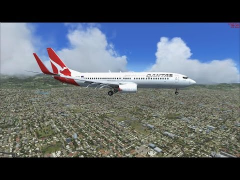 SMOOTHEST LANDING EVER | Melbourne - Adelaide | Flight Simulator X (FSX) | 4K