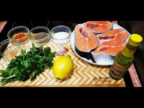 saumon-au-four-secret-de-la-marinade--recette-facile-.😋اعطيك-سر-تحضير-سمك-السلمون-بطريقة-لذيذة