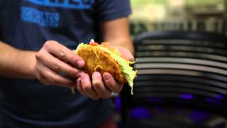 Exclusive: Taco Bell's Naked Crispy Chicken Taco Shell | Foodbeast News