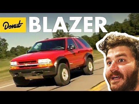 Chevy Blazer - Everything You Need to Know | Up to Speed