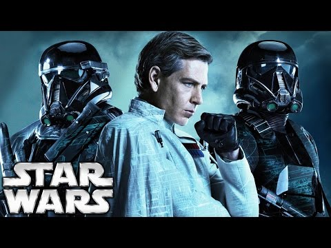 10 Interesting Facts About ORSON KRENNIC You Should Know - Star Wars 101 (Jon Solo)