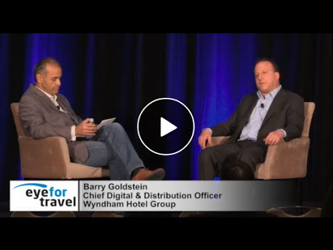 Executive Interview series: Barry Goldstein from Wyndham Hotel Group