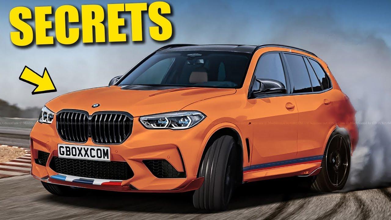 2020 BMW X5 M Leaks - YouTube