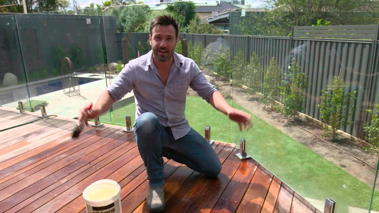 The Home Team Season 2 - DIY Cleaning Your Deck