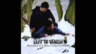 Left To Vanish- I Smell Eggs