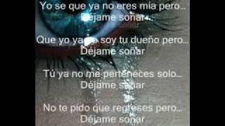 Dejame Soñar - C-Kan (Con Letra)