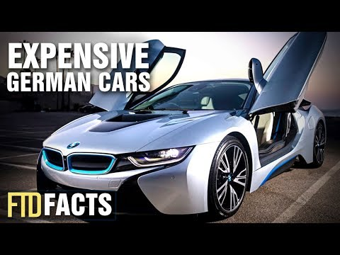 10 Most Expensive Cars In Germany