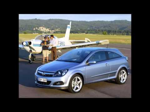 2005 Opel Astra Gtc With Panoramic Roof Youtube