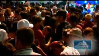 Cavaleiros na MC NEWS em Heliópolis/Ba 2011