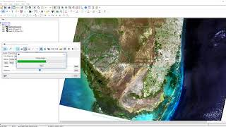 Geomatica Smart GeoFill - Multiple Images Workflow