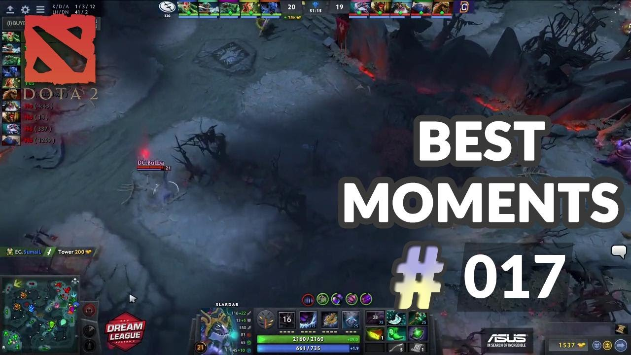 best twitch dota 2 stream moments fails and wins 17 ft
