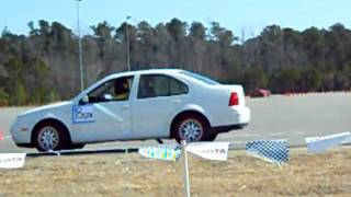 2010 21 02 Auto X run 2 Cape Fear Community College NC