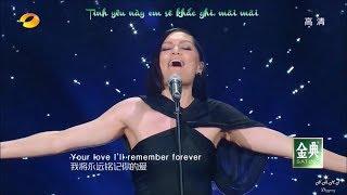 [Vietsub] Jessie J - I have nothing | Singer China 2018 Episode 2
