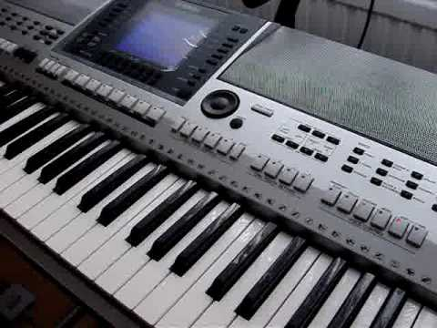 Psr s710 main demonstration funnydog tv for Yamaha keyboard i425
