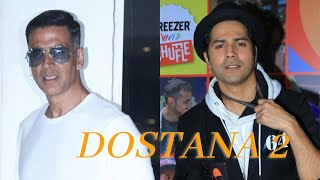 Akshay Kumar to join Dostana 2 star cast on Karan Johar's request, claim sources || AKN CHANNEL