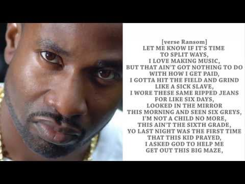 Ransom - Pain (lyrics)