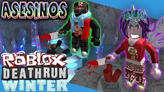 ROBLOX: DEATH RUN #2 - ASESINOS!!!