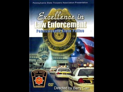 Excellence in Law Enforcement