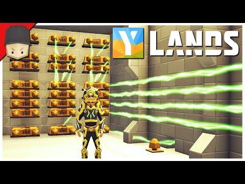 YLANDS - Underground Energy Room! : Ep.26 (Survival/Crafting/Exploration/Sandbox Game)