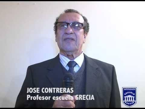 Jose Contreras Profesor