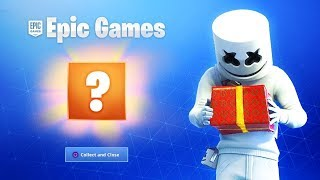FORTNITE GIVES 2 FREE GIFTS!